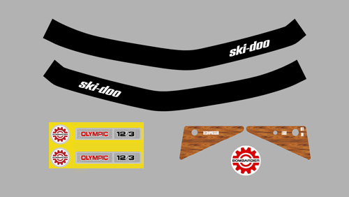 69 ski doo olympic http www skidoodecals afegraphics com view