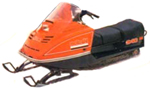 1976 Moto-Ski Nuvik 340 Tunnel Decals   DooDecals.com Your Source ...